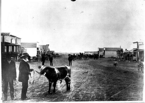 Main Street, La Crosse, Kansas - Page
