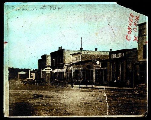 Main Street, Sedan, Kansas - Page