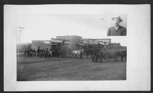 Main Street, Ingalls, Kansas - Page