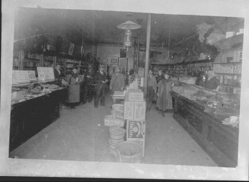 Carl Engel Drug, Grocery, and Hardware Store; Manhattan, Kansas - Page