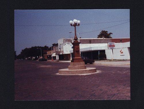 Harper Rexall Pharmacy on Main Street, Harper, Kansas - Page