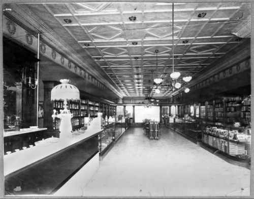 Low's Drug Store, Salina, Kansas - Page