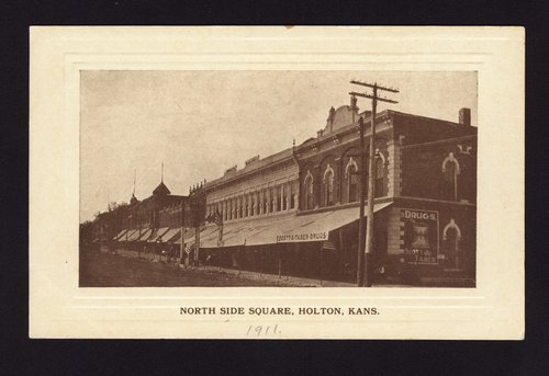 North Side Square, Holton, Kansas - Page