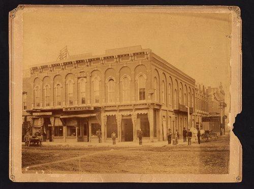 M. H. Bates Drug Store, Emporia, Kansas - Page