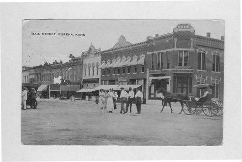 Main Street, Eureka, Kansas - Page