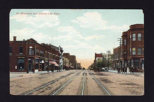 Minnesota Avenue, Kansas City, Kansas - Page