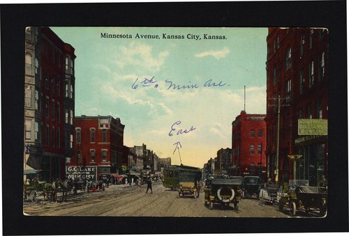 Minnesota Avenue, Kansas City, Kansas - Page