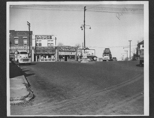Street Scene, Kansas City, Kansas - Page