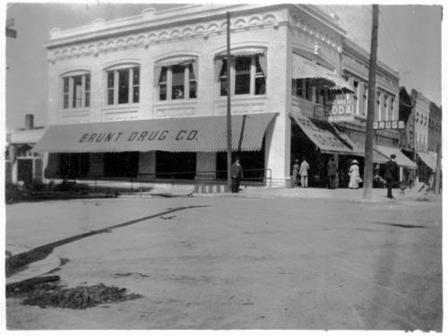 Brunt Drug Company, Topeka, Kansas - Page
