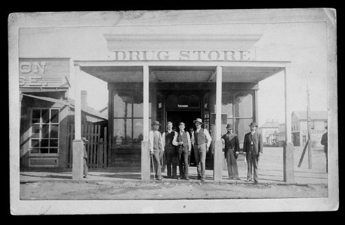 Drug Store, Dodge City, Kansas - Page