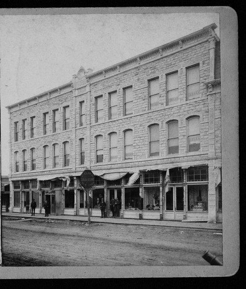 Palace Drug Store, Garden City, Kansas - Page