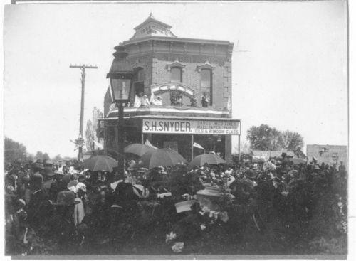 S. H. Snyder Pharmacy, Neodesha, Kansas - Page