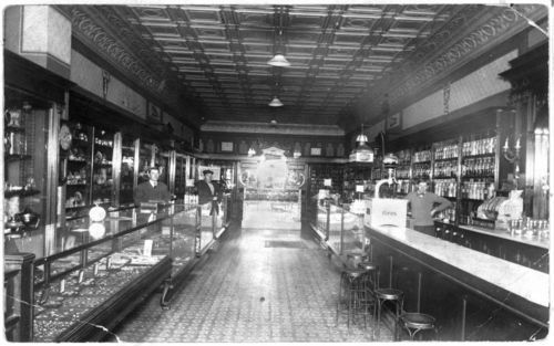 John Waterman Drug Store, Washington, Kansas - Page