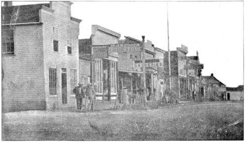 Main Street in Fort Scott, Kansas