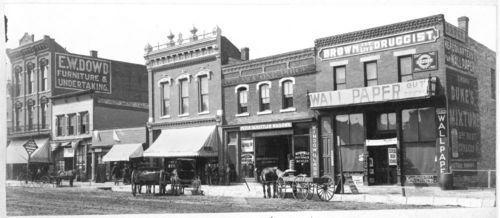 Main Street, Ottawa, Kansas - Page