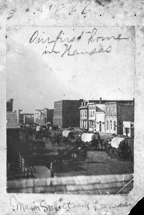 Main Street of Ottawa, Kansas - Page