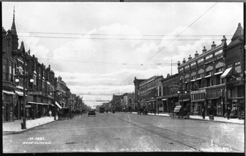 Commercial Street, Emporia, Kansas - Page