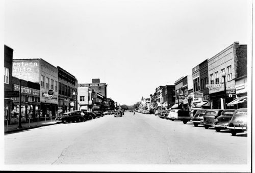 Commercial Street in Emporia, Kansas - Page
