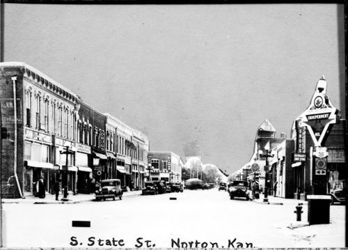 South State Street, Norton, Kansas - Page
