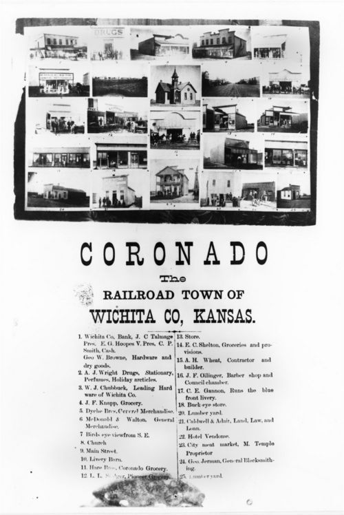 Business directory, Coronado, Kansas - Page