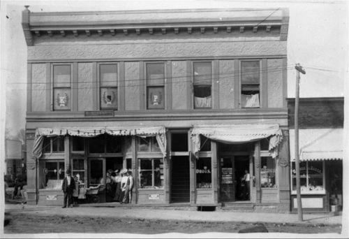 J. V. Walker Drug Store, Bonner Springs, Kansas - Page