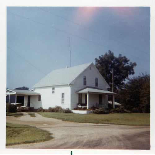 Philip V. DeDonder's residence, Pottawatomie County, Kansas - Page