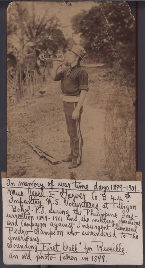 Jesse E. Garver - Page