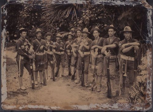 Members of the 44th United States Volunteer Infantry, Company B - Page