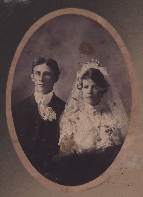 John Henry and Marie Alvina Blumenthal - Page