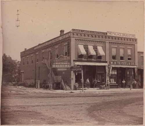 Palace Drug Store, Junction City, Kansas - Page