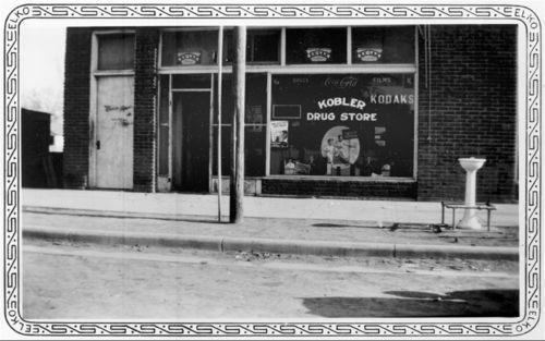 Kobler Drug Store, Morland, Kansas - Page