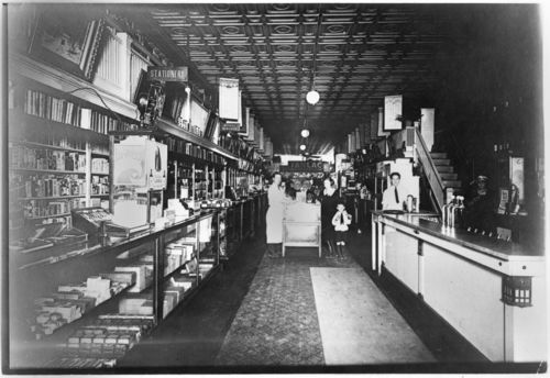 Drugstore interiors, Great Bend, Kansas - Page