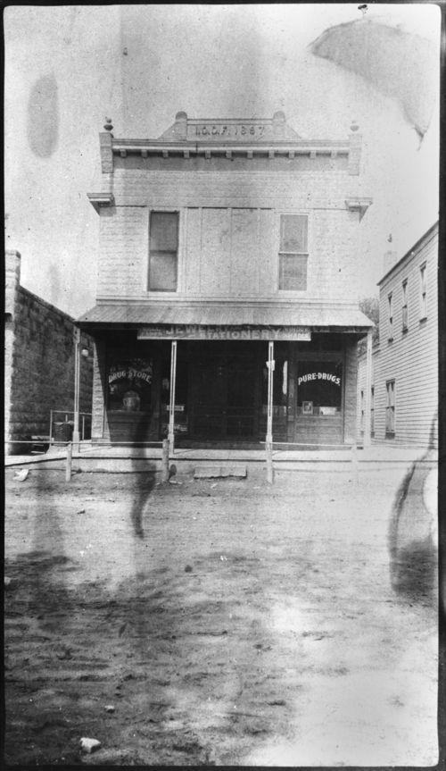 Milford Drug Store, Milford, Kansas - Page