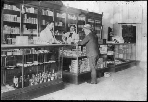 King Drug Store, Hays, Kansas - Page