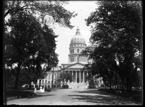 State capitol, Topeka, Kansas - Page