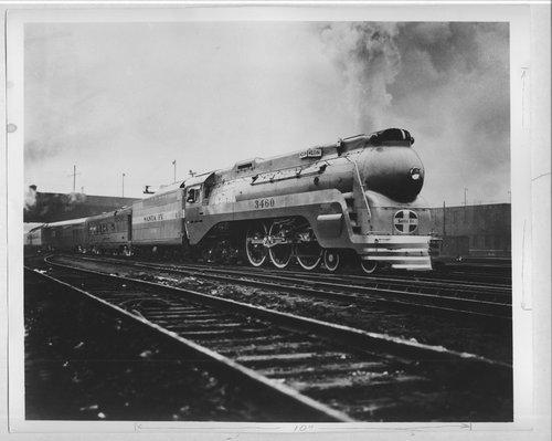 Atchison, Topeka & Santa Fe Railway Company's Blue Goose - Page