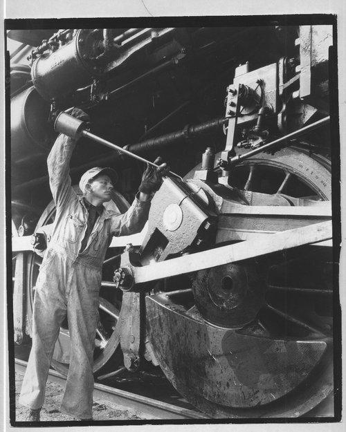 Atchison, Topeka and Santa Fe Railway Company employee - Page