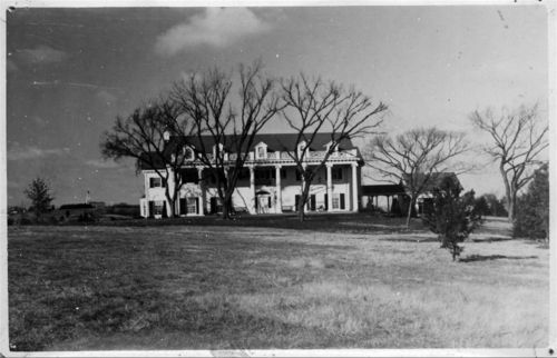 Alfred Mossman Landon residence, Topeka, Kansas - Page