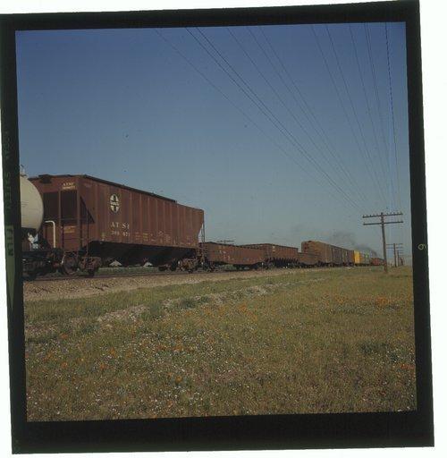 Atchison, Topeka & Santa Fe Railway Company freight train, Tehachapi, California - Page
