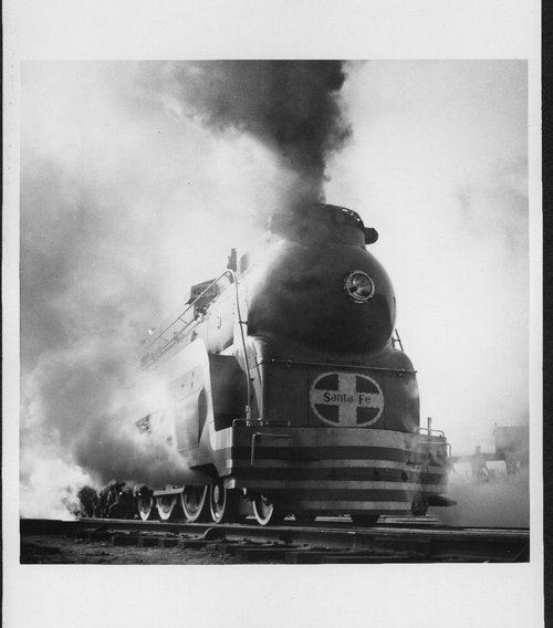 Atchison, Topeka and Santa Fe Railway Company's Blue Goose - Page
