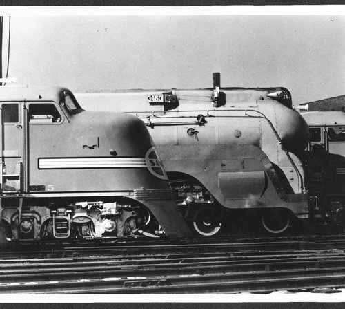 Atchison, Topeka & Santa Fe Railway Company's diesel and steam locomotives - Page