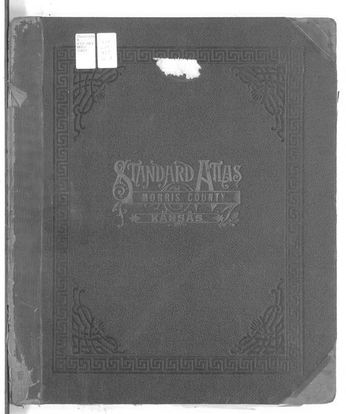 Standard atlas of Morris County, Kansas - Page