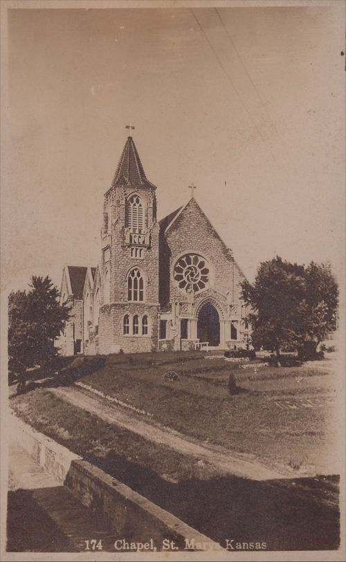 Immaculata Catholic Church, St. Marys, Kansas - Page