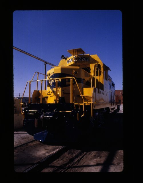 Atchison, Topeka & Santa Fe locomotive  2262 - Page