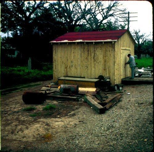 Atchison, Topeka & Santa Fe tool house - Page