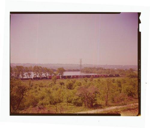 Atchison, Topeka & Santa Fe Railway Company's freight train, Willow Springs, Illinois - Page