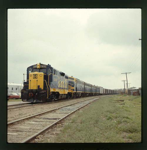 Atchison, Topeka & Santa Fe locomotive #2649 - Page