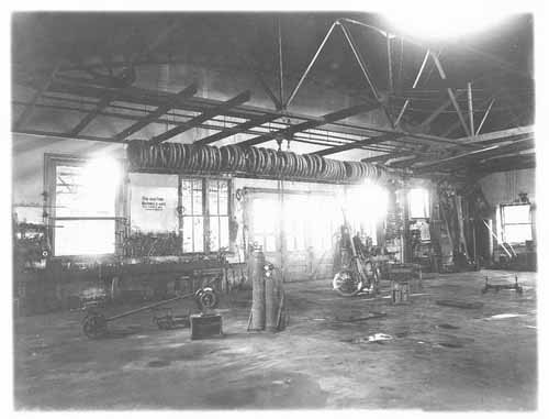 The Alma Battery & Tire Company and Star Car dealership, Alma, Kansas - Page