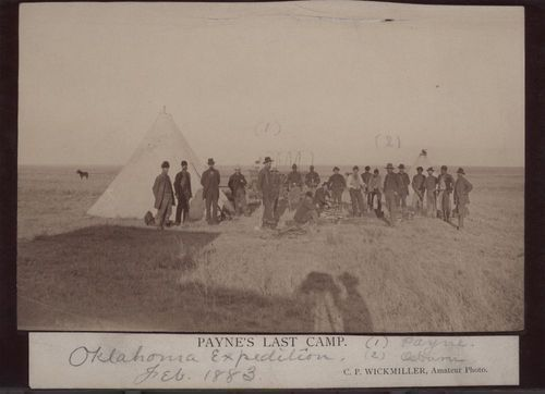 David L. Payne expedition - Page