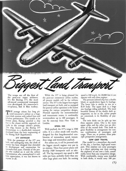 Biggest land transport - Page